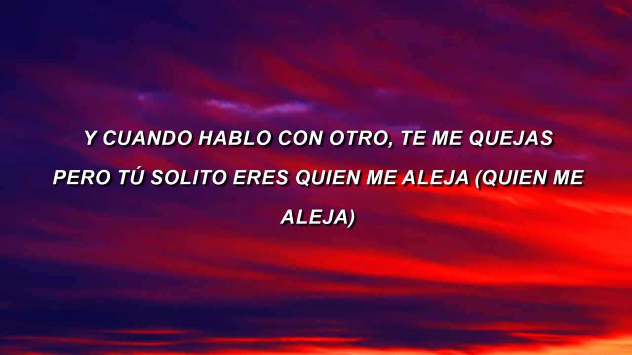 Anuel AA, Shakira Me Gusta Letra / Lyrics - YouTube