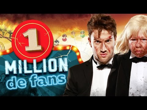 OBJECTIF MILLION : 1 000 000 Fans - Ludovik