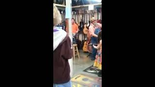 9 Year Old Musician Plays And Sings