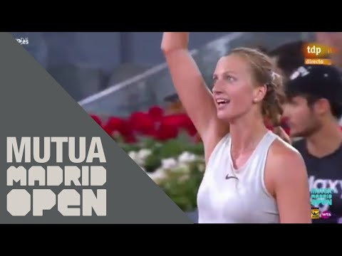 FB Live 11: Petra Kvitova campeona del Mutua Madrid Open