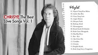 Chrisye The Best Love Songs Vol. 1