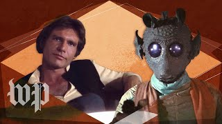 Han and Greedo: The Disney+ version of 'Star Wars' changes the scene yet again