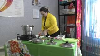 Как за 15мин  приготовить суп и рагу с мясом одновременно! 1 часть