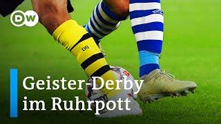 Bundesliga-Neustart: Geister-Derby zwischen Dortmund und Schalke