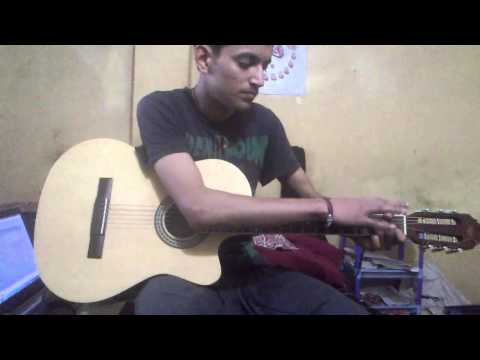 Meherbaan Bang Bang Guitar Chords And Strumming Tutorial For Beginners