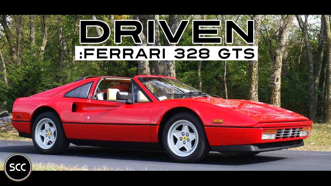 Ferrari 328 Gts 1989 Test Drive In Top Gear V8 Engine Sound Scc Tv Youtube