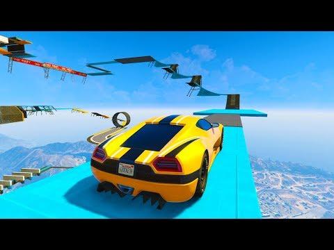 PARKOUR CON EL CYCLONE! EPICO!! - CARRERA GTA V ONLINE - GTA 5 ONLINE