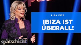 Lisa Fitz über HC Strache: Ibiza ist überall!