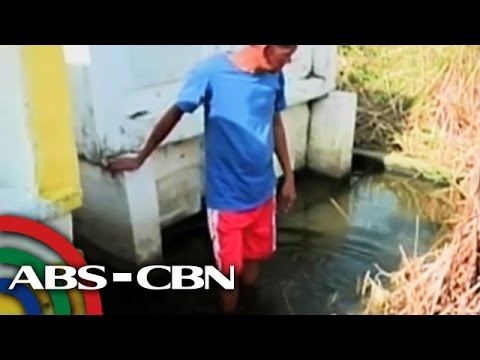 Cemeteries in Pampanga remain flooded