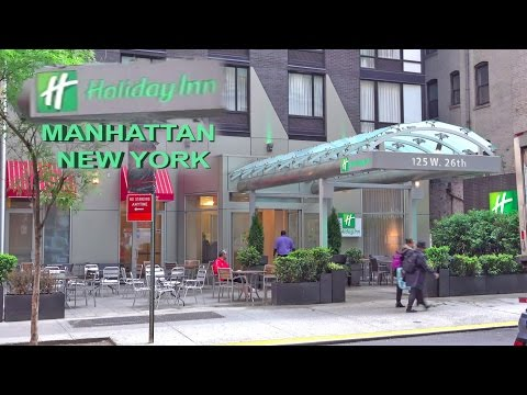 Holiday Inn New York Manhattan 4k