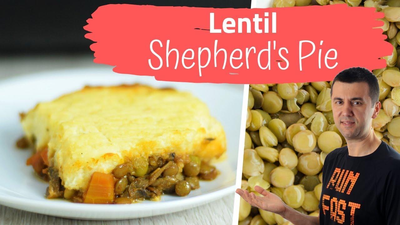 Lentil Shepherd's Pie (Meat-Free Comfort Food)