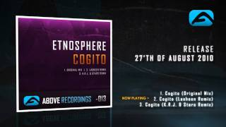 PROMO: Etnosphere - Cogito [ OUT NOW! ]
