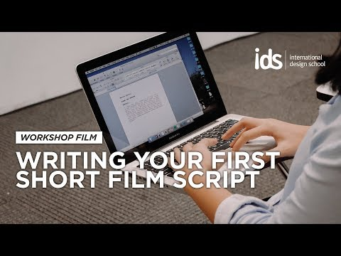 Workshop Film-Writing Your First Short Film Script