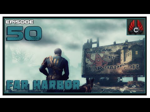 CohhCarnage Plays Fallout 4: Far Harbor DLC - Episode 50 |