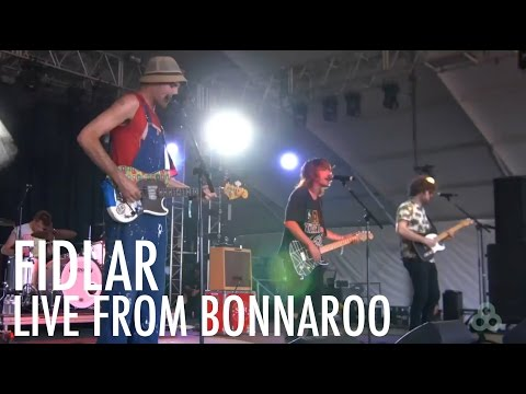 Fidlar Live At Bonnaroo 2016 (Full Show/Proshot)
