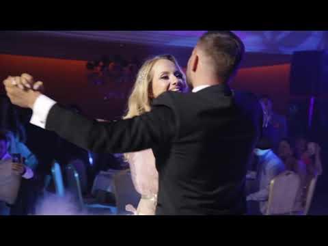 Wedding dance (romanian song) Dansul Mirilor - Trupa zero & Evelyn -- Pentru totdeauna 14 iulie 2018