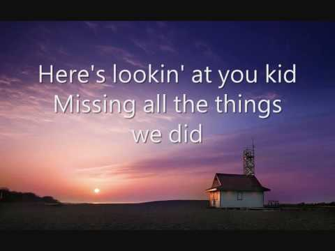 Bertie Higgins - Key Largo (with lyrics)
