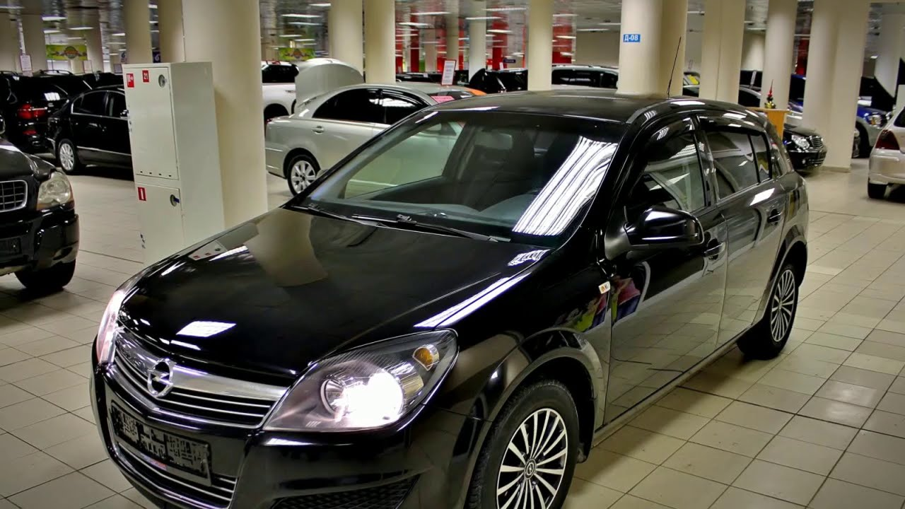 Opel Astra с пробегом 2010 | Автогалактика - YouTube