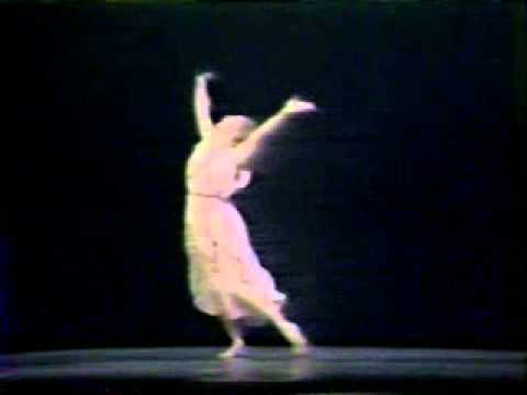 Lynn Seymour in Five dances Homenaje a Isadora Lincon Center