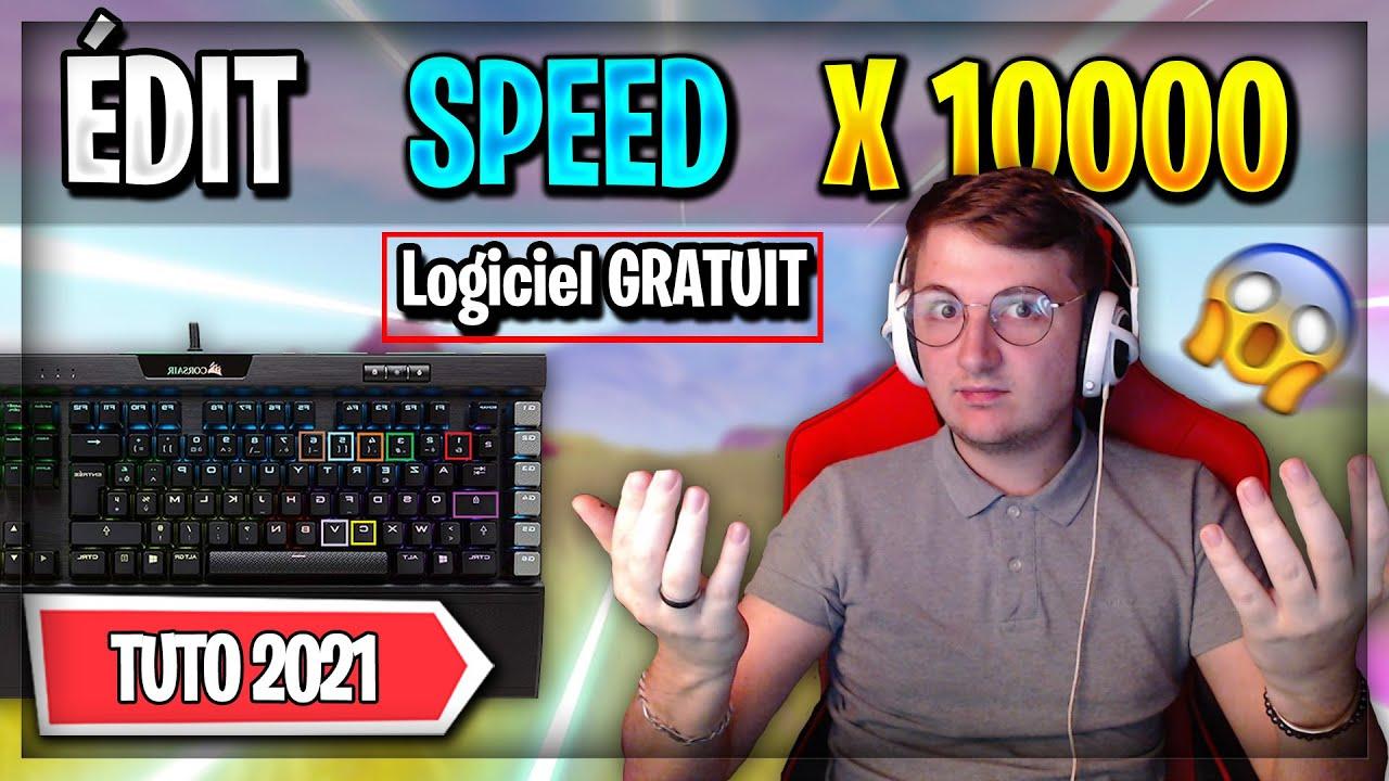 [TUTO PC 2021] - Édit x1000 FASTER ! (FREE) Logiciel GRATUIT ! - Raider464