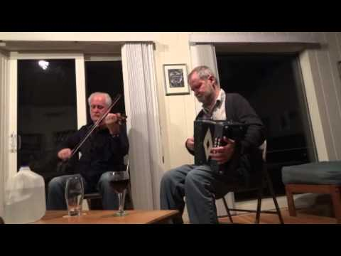 Jackie Daly and Matt Cranitch - a couple of jigs