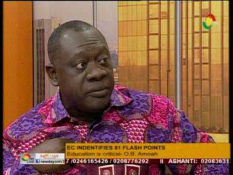 EC 81 flash points, Cocoa production & Mahama reply to Nana Addo - Newspaper Review [full]- 8/9/2016