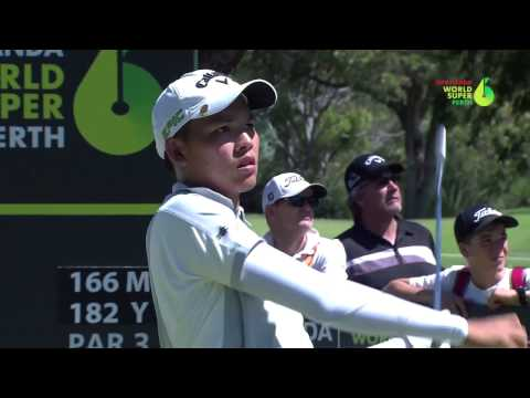 ISPS HANDA World Super 6 Perth Rd 4 highlights