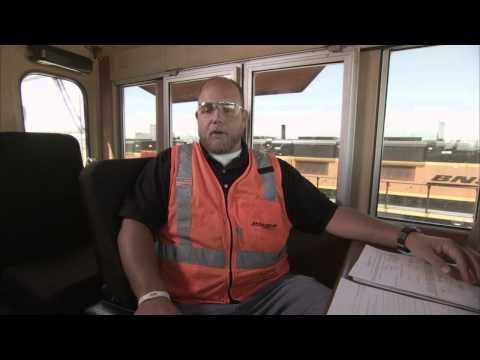 Careers At BNSF: Kyle Schaefer, Conductor
