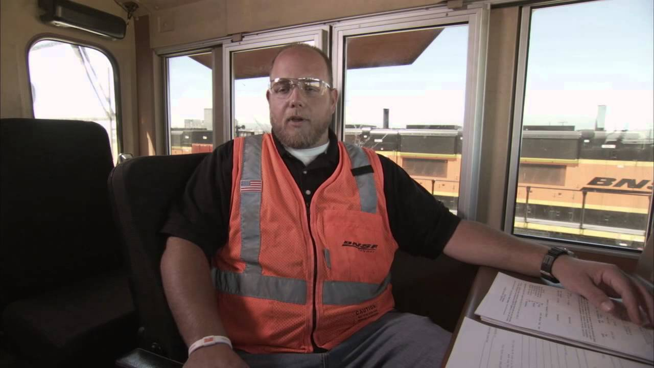 freight train conductor