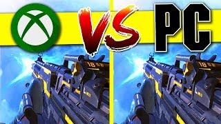 Apex Legends Graphics Settings! Graphics Comparison PC Vs Xbox One!