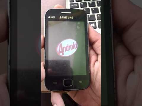 Custom Rom Kitkat Samsung Ace Duos S-6802