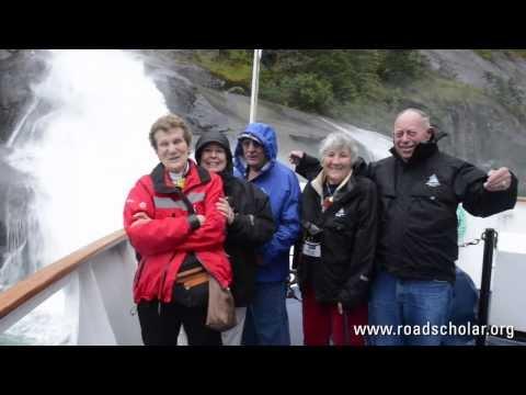 Road Scholar: Adventures Afloat: Alaska's Inside Passage Up Close