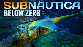 Subnautica Below Zero #04 | Der Eingang zu Sanctuary Zero | Gameplay German Deutsch thumbnail