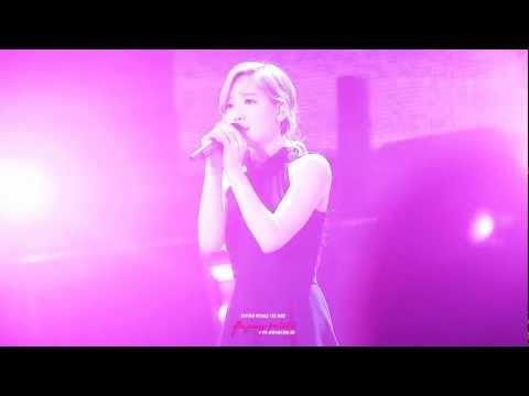 Taeyeon - I Love You (LIVE + ENG SUB) HD