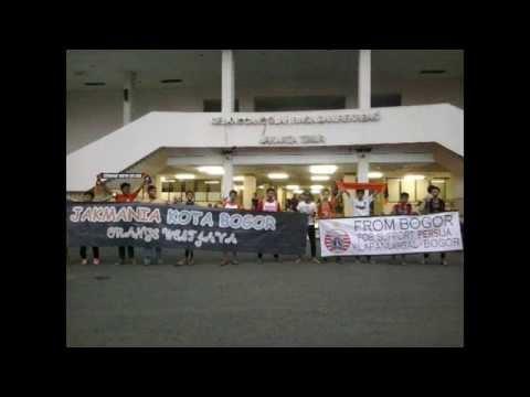 The Jak Mania Bogor feat kampoeng Sawah - Orange di Kota Hujan