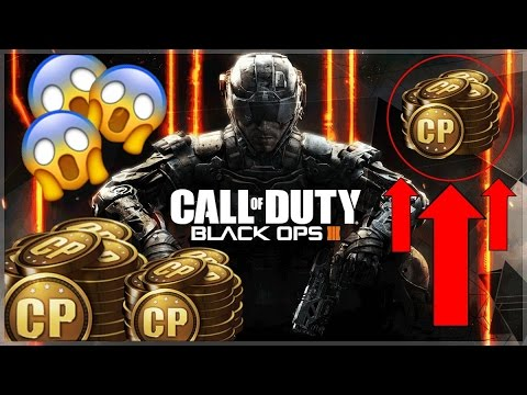 how to get free cod points 2017