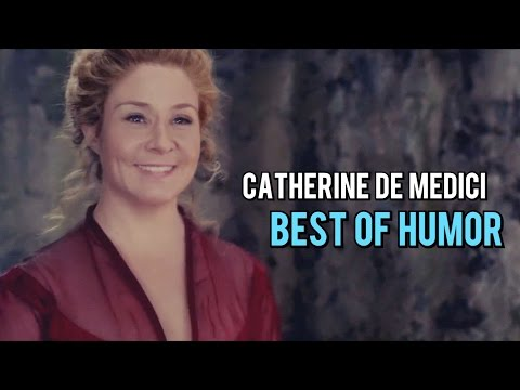 Catherine de Medici || Best of Humor [5000+ SUBS]