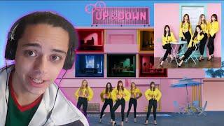 React: EXID UP&DOWN[JAPANESE VERSION] | Colornicornio