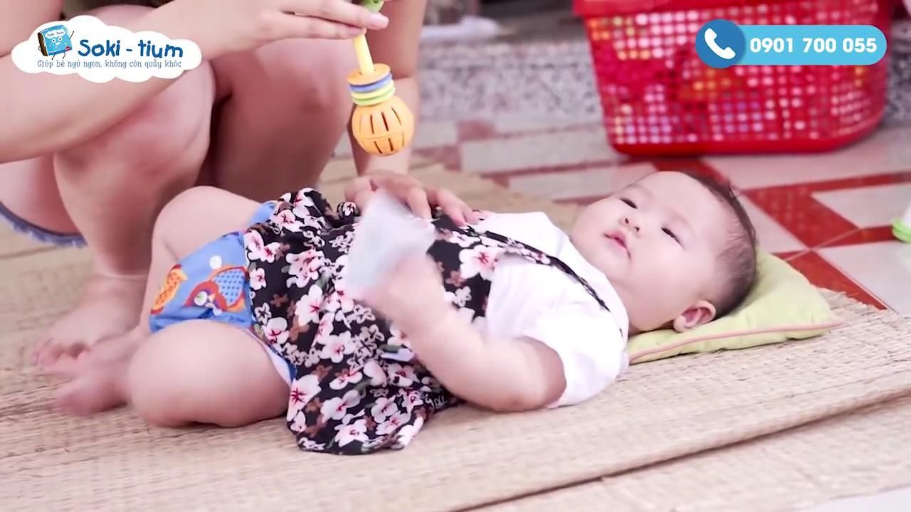 Cách giúp bé ngủ ngon bằng cách làm phép đốt vía có thực sự hiệu quả ?