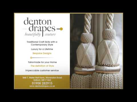 Show reel for Denton Drapes 20th Anniversary