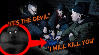 THE DEVIL IS NO JOKE! HE CAME OUT THE OUIJA BOARD (3am challenge)