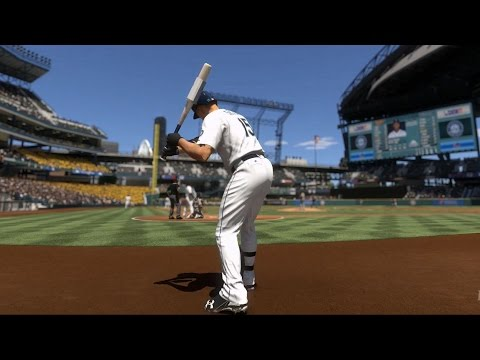 MLB The Show 17 - Baltimore Orioles vs Seattle Mariners | Gameplay (PS4 Pro HD) [1080p60FPS]