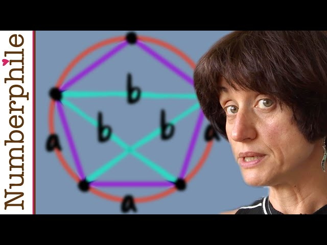 Pentagons and the Golden Ratio - Numberphile