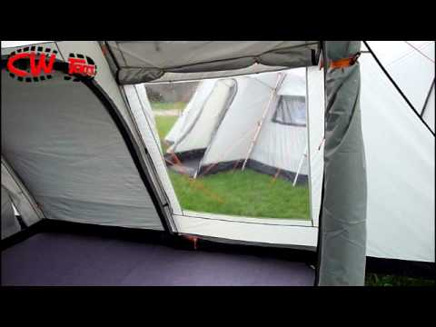 Vango Amazon 600 - CW Tents & Vango Amazon 600 - CW Tents - YouTube