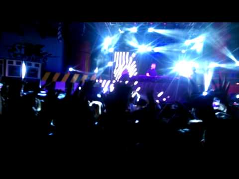 Dash berlin sixflags mexico julio 2015