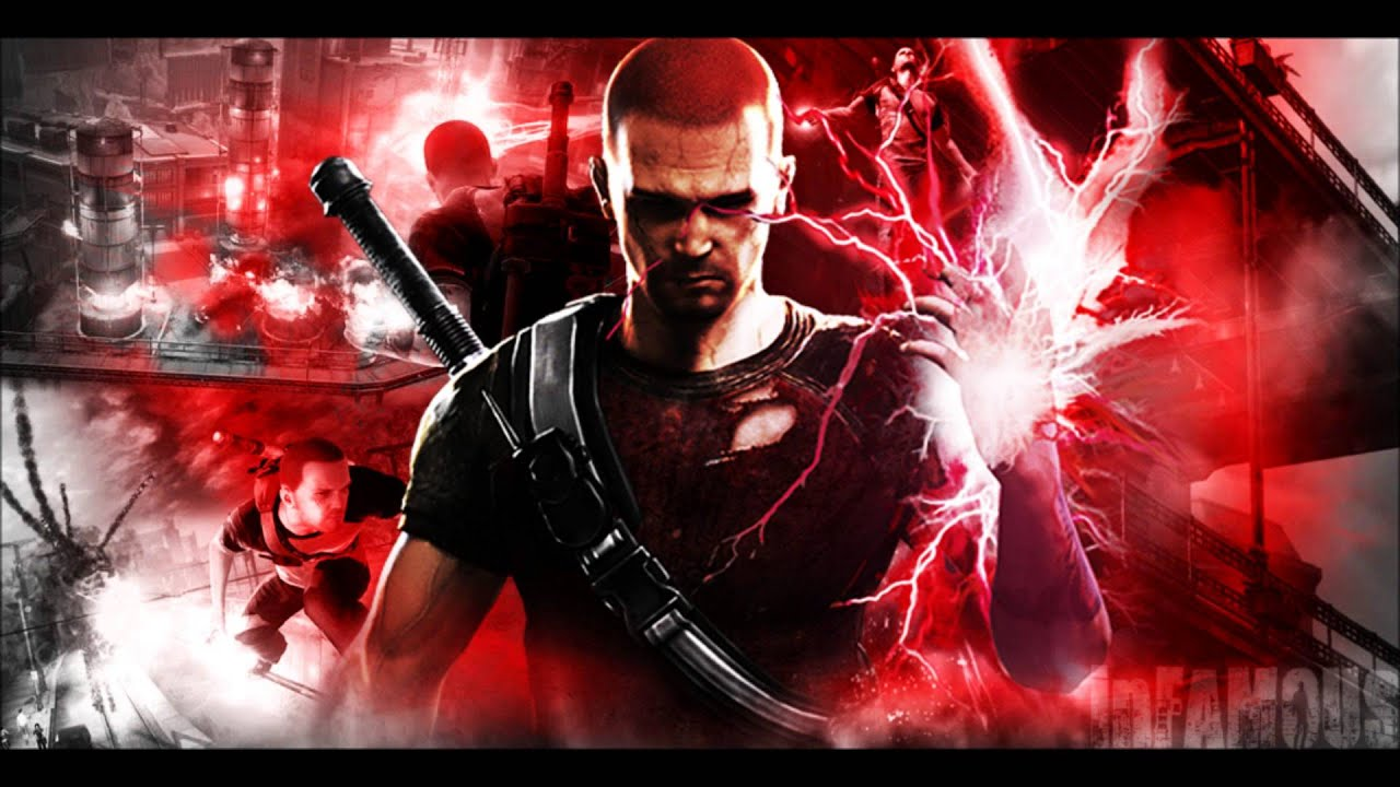 Infamous 2 intro song - YouTube