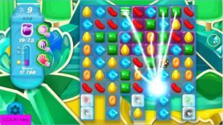 Candy Crush Soda Saga Level 990 NO BOOSTERS