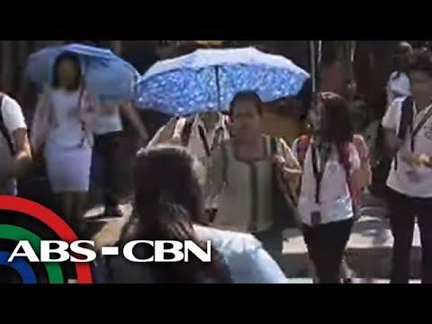 Bandila: Klase sa Metro Manila, sinuspinde ng Malakanyang