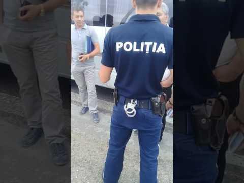Politia din comrat nu cunoaste legea
