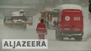 4 dead, 30 missing in Italy's avalanche disaster